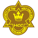holy child school logo
